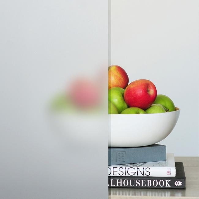 geam-decorativ-satinat alb